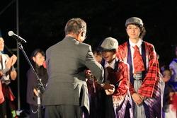 蜷川乱舞桜