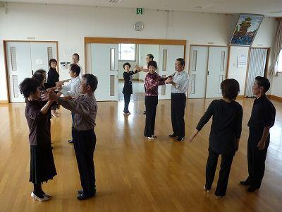 入門コース・社交ダンス 教室の画像