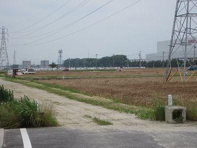 行ってきました。「黄金色の麦」6km・2時間・10000歩の画像