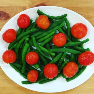 プチトマト収穫
