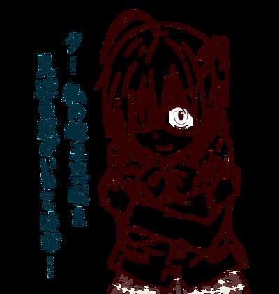 六花(線画)