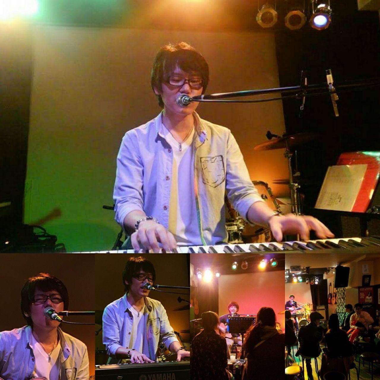 4月22日、マジカル前夜祭ライブハウスツアー