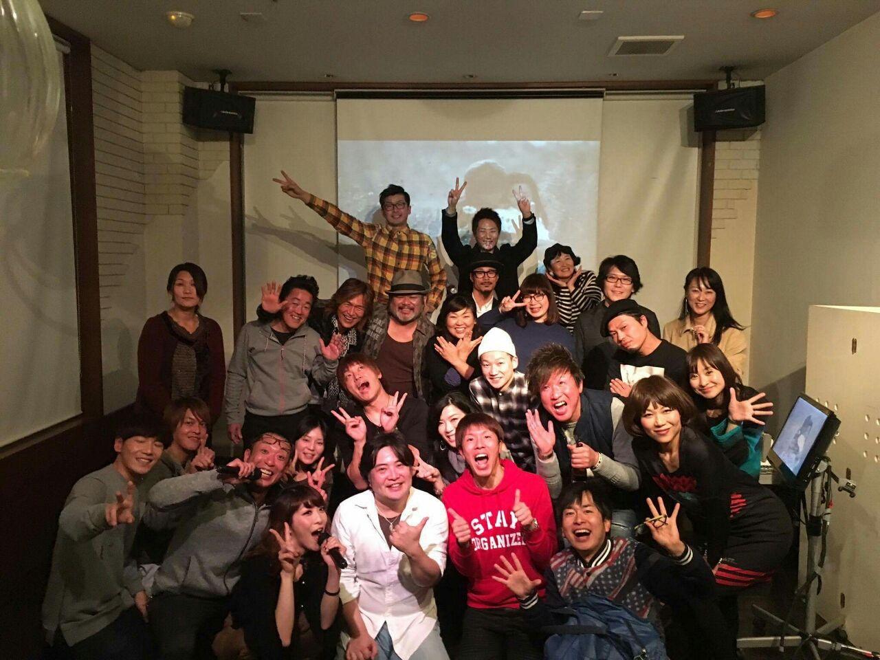 和歌山アーティスト新年会