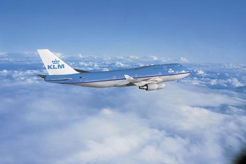 KLM-Boeing