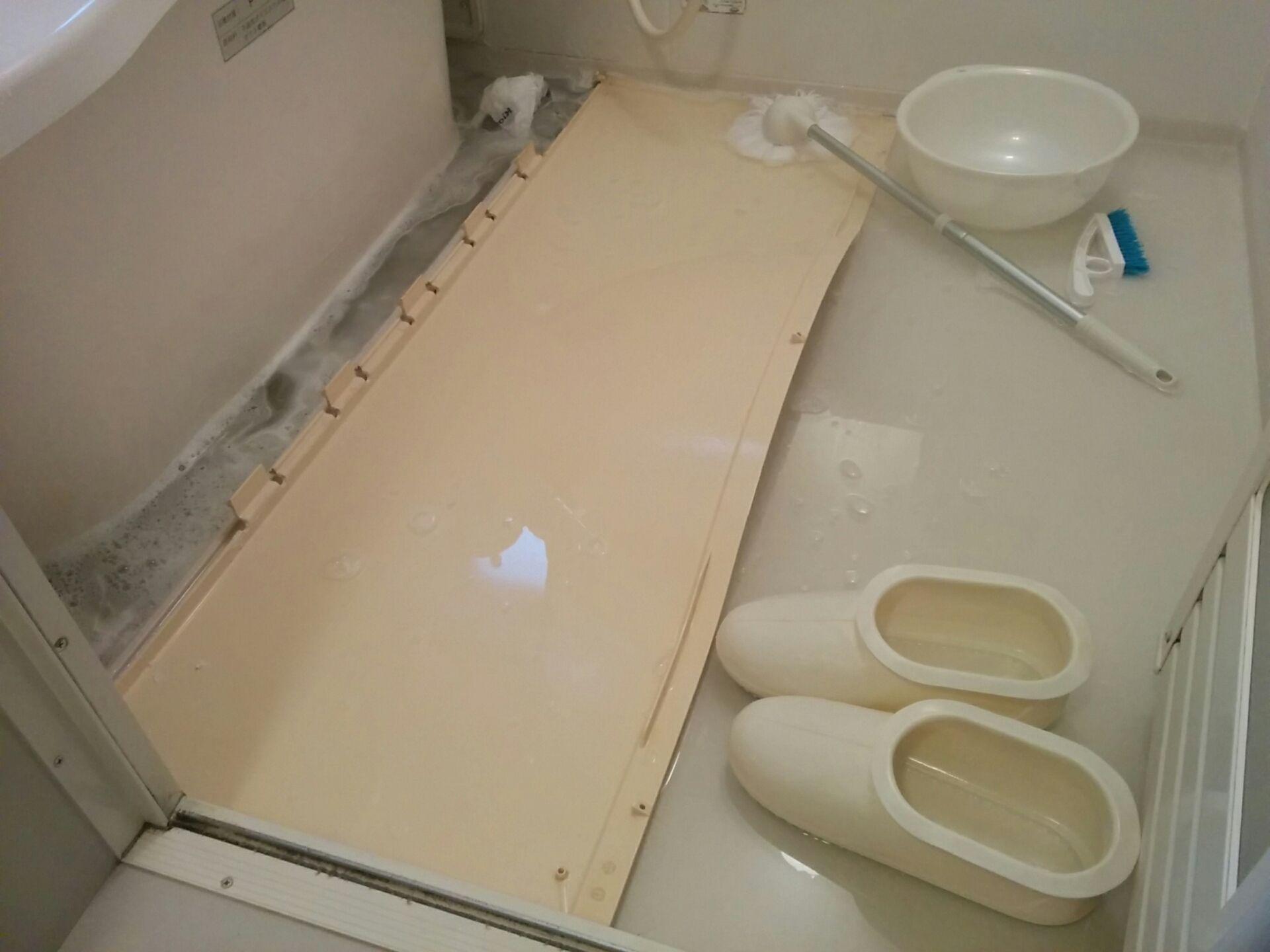 お風呂の大掃除といえば オキシクリーン 節約ママのこだわり掃除