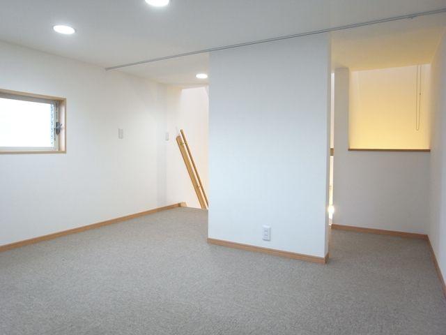 イーヴス201号室ロフト (2)