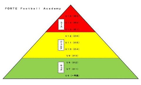 クラブ構造図