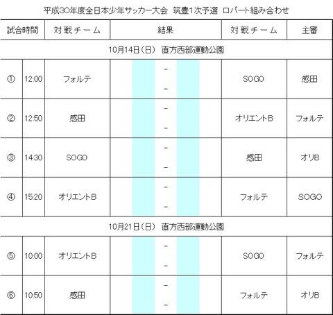 全日本U12