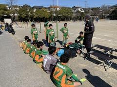少年サッカーチーム〈FAVERZE〉を応援しに行きました!~若葉カップ予選リーグ~
