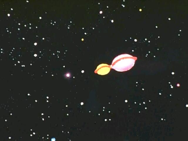 【天文】天体は「二つの平たいパンケーキ」?NASA「こんな形の天体は太陽系で見たことがない」 冥王星の先で米探査機観測 ->画像>11枚