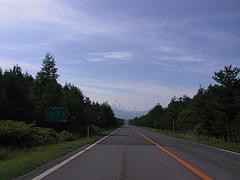 軽井沢ドライブ2008・夏 (3):浅間山〜ホテルチェックイン