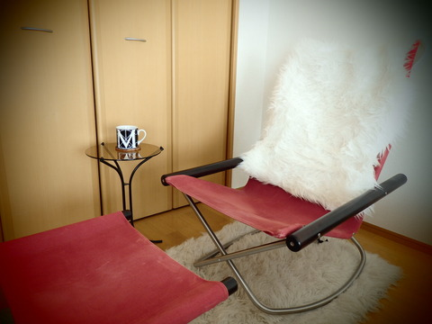 Ny Chair X Rocking
