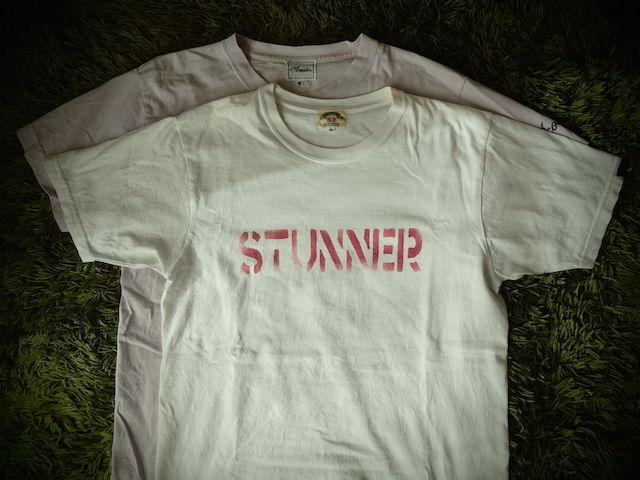 アコースティック絶対に首の伸びないTシャツ