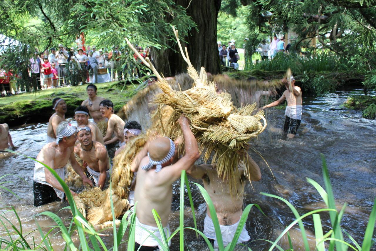 「町のイベント情報」カテゴリの最新記事 水源祭 ~雨乞い神事~ 2013年6月16日(日)