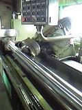 建設機械(キャピタル)重機ロッド、肉盛り修復