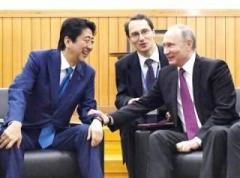 北方領土引き渡す計画なし=首脳会談前けん制−ロシア大統領