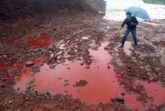 中国、国土の16%で土壌汚染