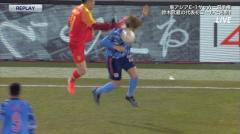 中国代表のカンフーサッカーに世界がブーイング!「11年前から進歩なし」