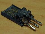 USB mini-B はんだぢゅけ