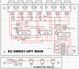 EC-SWDS1-OPT 実体配線図