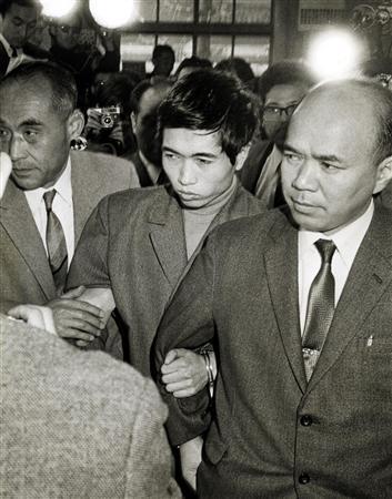 永山則夫 連続ピストル射殺犯・永山則夫を逮捕