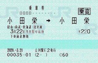 小田栄⇒小田栄 2020.-3.21