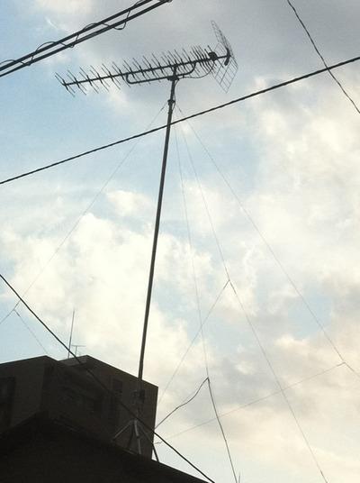 地上デジタルアンテナ1