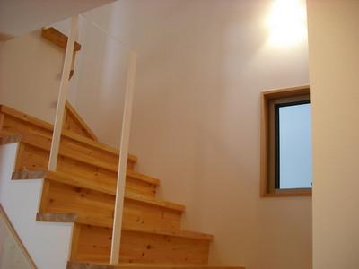 前田邸階段