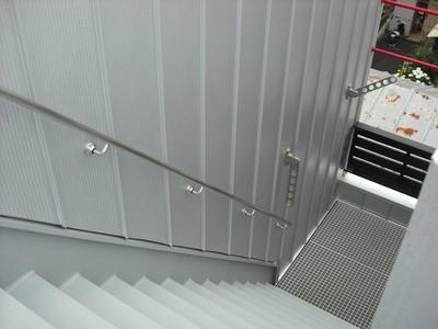 前田邸外階段