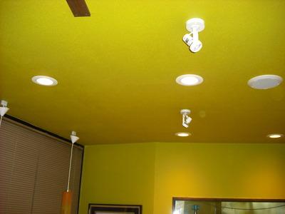 電球色LEDダウンライト2