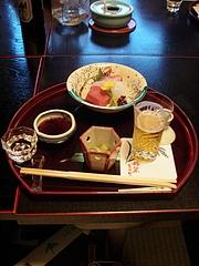 20090405先斗町丹米(たん熊-向付2