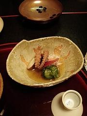 20090405先斗町丹米(たん熊-止め肴1