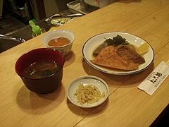 20090404kikiた古梅-定食