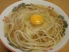 200904自炊部蕎麦湯蕎麦