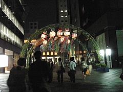 20090606梅田スカイビル 蛍