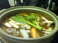 20100208自炊部カレー鍋