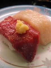 20090305堂山さかえ寿司馬とたてがみ鮨