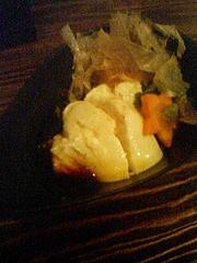 20090325IBグリル-くみ上げ豆腐
