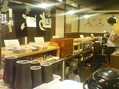 20090404kikiた古梅-店内
