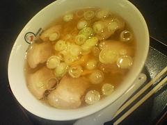 20090326坂内食堂 喜多方ラーメン550円