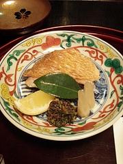 20090405先斗町丹米(たん熊-鉢魚+