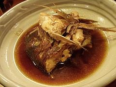 20090330銀平-煮魚ランチ鯛カマ