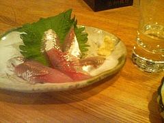 駒忠-鰯刺身20081216