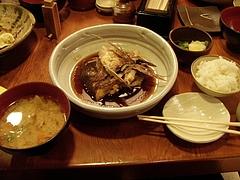 20090330銀平-煮魚ランチ