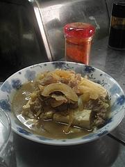 20090312萩之茶屋難波屋-肉豆腐