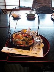 20090405先斗町丹米(たん熊-先付
