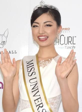ミス・ユニバース日本代表6