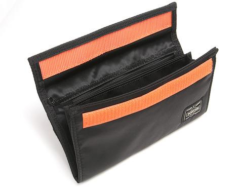 マジックテープの財布2