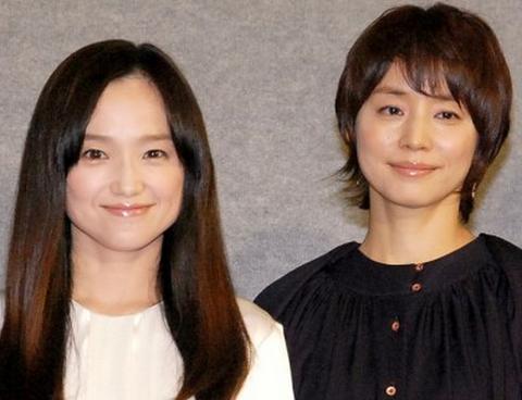 石田ゆり子派と永作博美