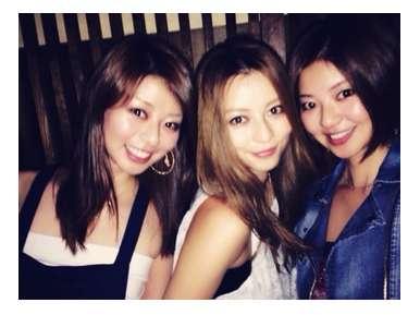 香里奈3姉妹